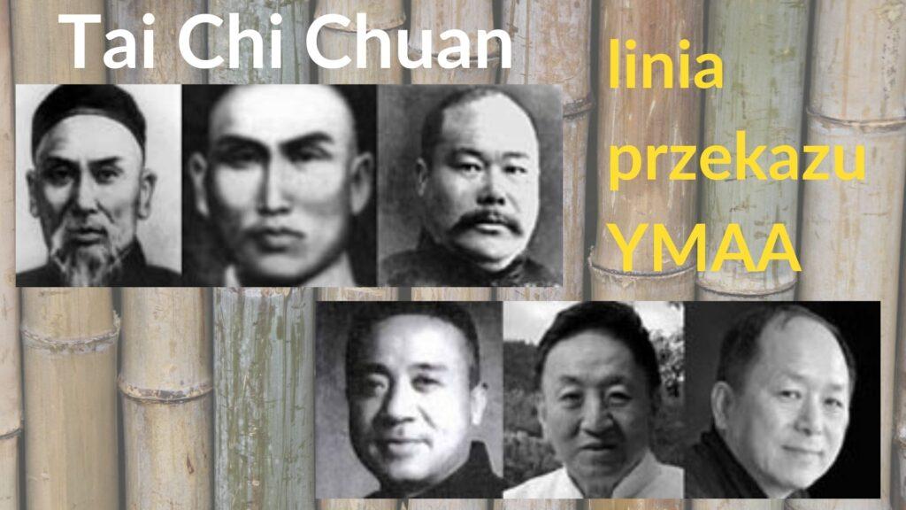 Tai Chi Chuan - linia przekazu YMAA
