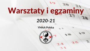Warsztaty Kung Fu i Tai Chi 2020-21 YMAA.pl