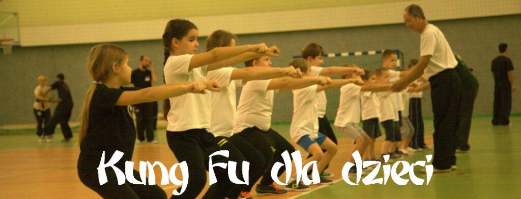 Kung Fu dla dzieci Kraków