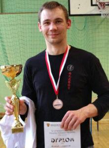 Michał Cyganik - YMAA Kraków, Kung Fu, San Da